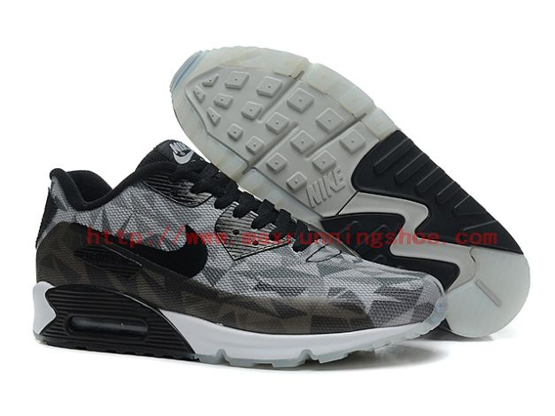 Hommes Nike Air Max 90 Ice - Nike Air Max 90 Hyperfuse Premium Noir Nikes Réduction Expiration