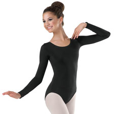 Basic Long Sleeve Leotard; Balera
