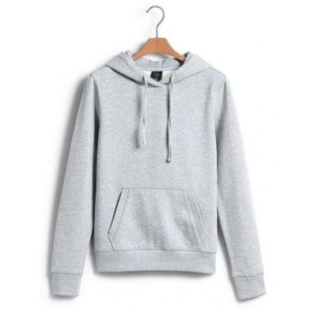 jacket hoodie grey hoodie