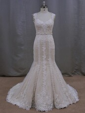 dress,wedding dress,wedding,wedding clothes,bride,love,lovely,sweet,lace,white,white dress,ivory,ivory dress,pretty,chic,cool,wow,amazing,gorgeous,fabulous,fashion,fashion vibe,special occasion dress,event,style,stylish,vogue,trendy,girl,girly,women,lace dress,maxi,maxi dress,long,long dress,dressofgirl,mermaid wedding dress,floor length dress,princess wedding dresses