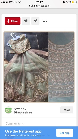 dress turquoise net hanmade embroidery pure net lehenga wedding designer lehenga choli