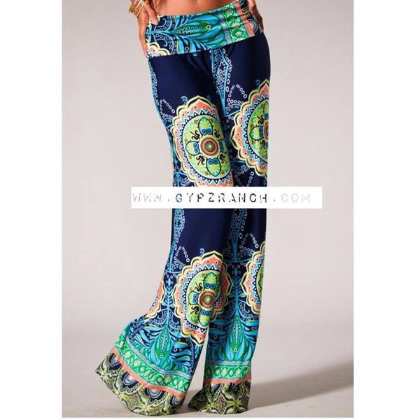 looking for cute palazzo pants for a cruise