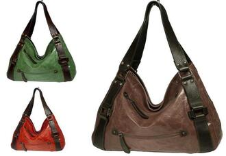 bag tano handbag lether bag red leather green leather leather bag