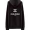 Childish hoodie [ black ]