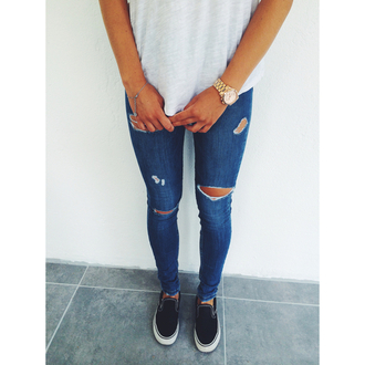 jeans crop jeans blue jeans destroyed jeans ripped/distressed/destroyed jean shorts summer jeans