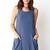 Minimalist Drop Waist Dress | LOVE21 - 2000129520