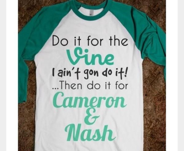 shirt magcon/viners dress