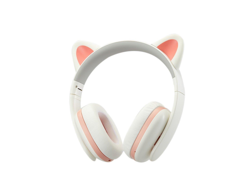 Amazoncom Topsun Music Headset Headphone Creative Cat Ear Stereo Over Game Gaming Bass