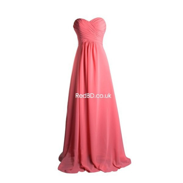 dress chiffon bridesmaid dress pink bridesmaid dress long bridesmaid dress
