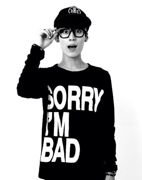 boy sweater korean kpop style