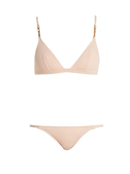 Melissa Odabash bikini triangle bikini triangle pink swimwear