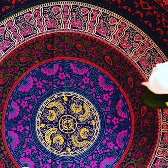 home accessory tapestry wall hanging hippie tapestry wall tapestry dorm decor wall hanging beach decor beach throw beach blanket beach towel yoga mat sofa couch cover bohemian tapestries queen mandala bedding mandala bed cover mandala bedspread bedsheet throw