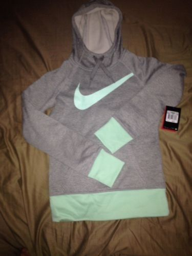 Nike Hoodie Therma Fit Mint Green | eBay