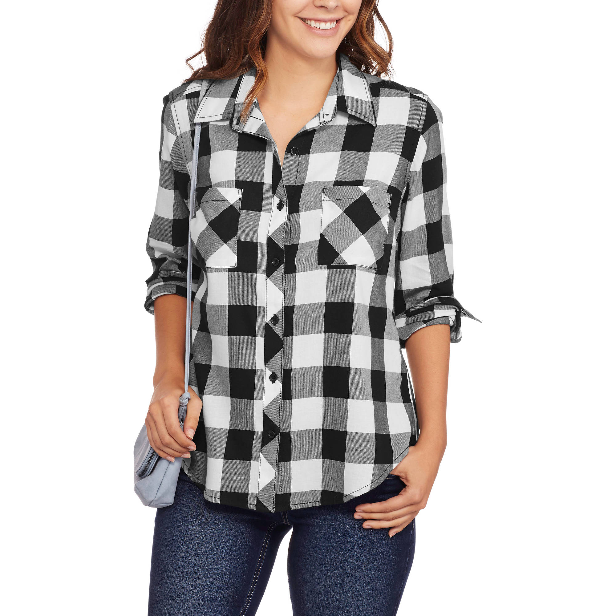ab7afe5233b Walmart Faded Glory Denim Shirt – EDGE Engineering and Consulting ...