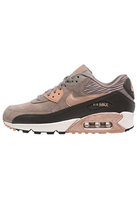 los angeles 38036 d0af1 Nike Sportswear AIR MAX 90 - Sneaker - iron metallic red bronze dark storm slate  - Zalando.de