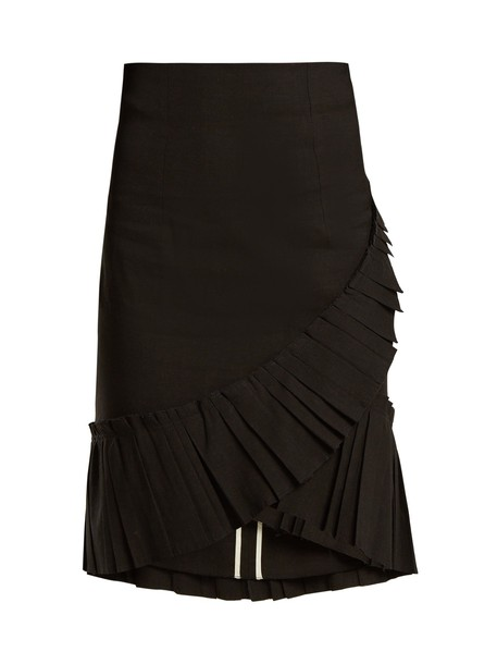 Isabel Marant skirt pleated black