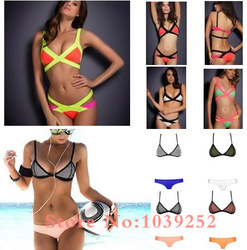 Online Shop 2014 sexy women Bikini Swimwear bandage style sexy Swimsuit lady girl hot sale New Arrival gift!|Aliexpress Mobile