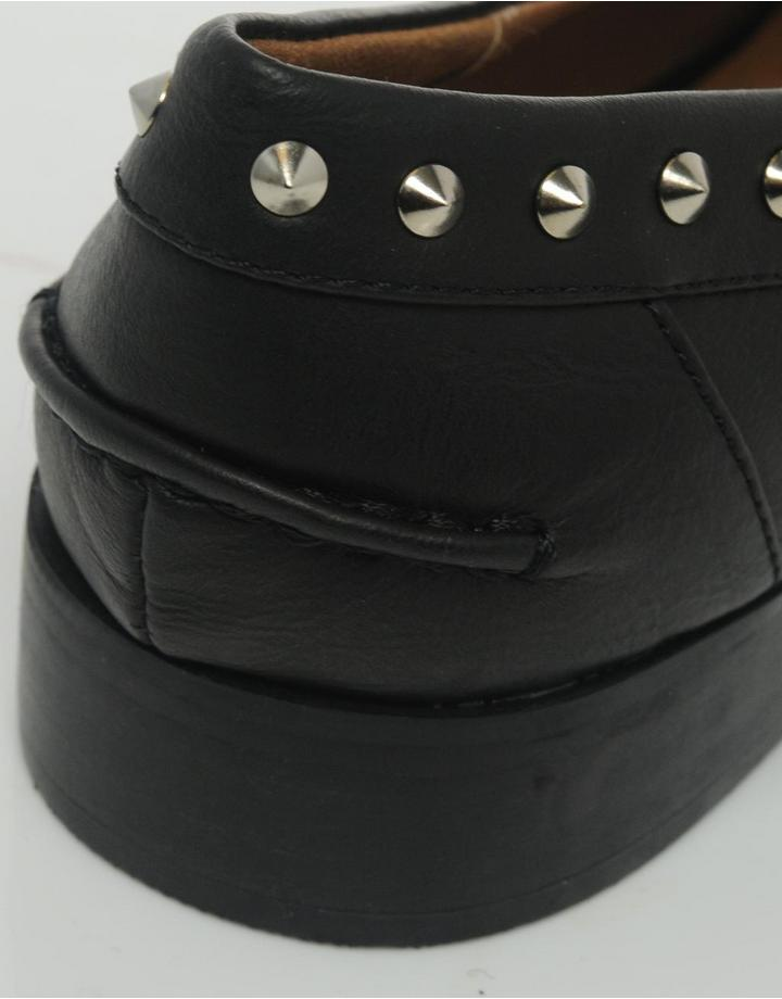 Bank knox studded loafers