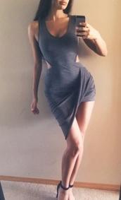 draped dress,asymmetrical dress,asymmetrical drape dress,twist dress,pink,dress,kim kardashian dress,2014,full length,forever,hill,model,heart,ball,sparkle,sequins