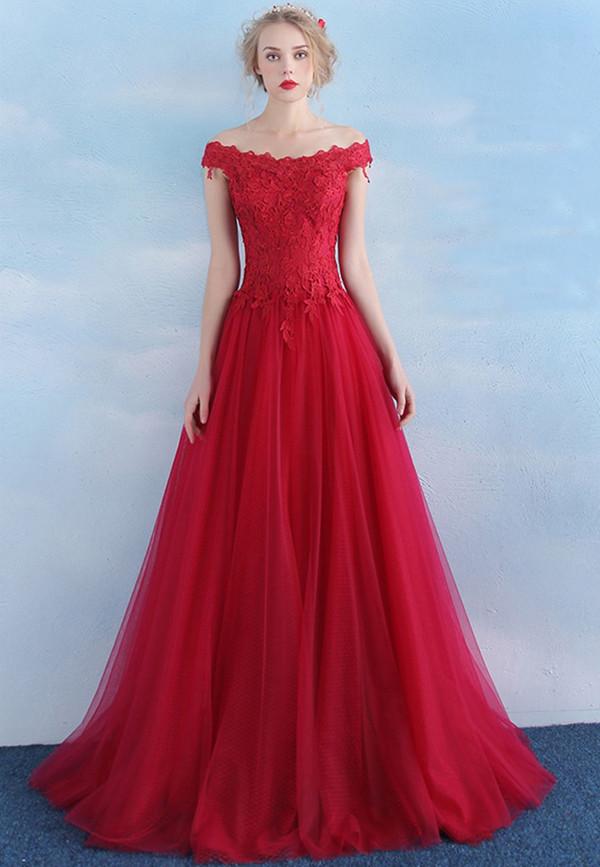 Amazon.com: ChicAmigas88 Women's Lace Long Bridesmaid ... - photo #14