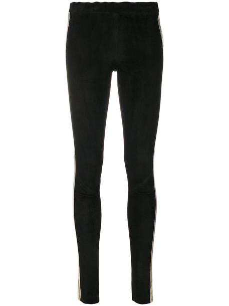Arma leggings women spandex fit cotton black pants