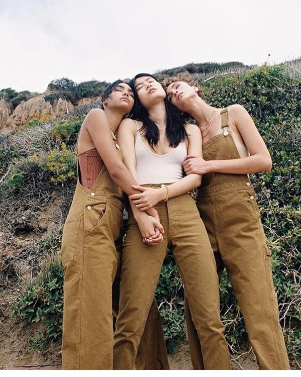 jumpsuit brown jumpsuit