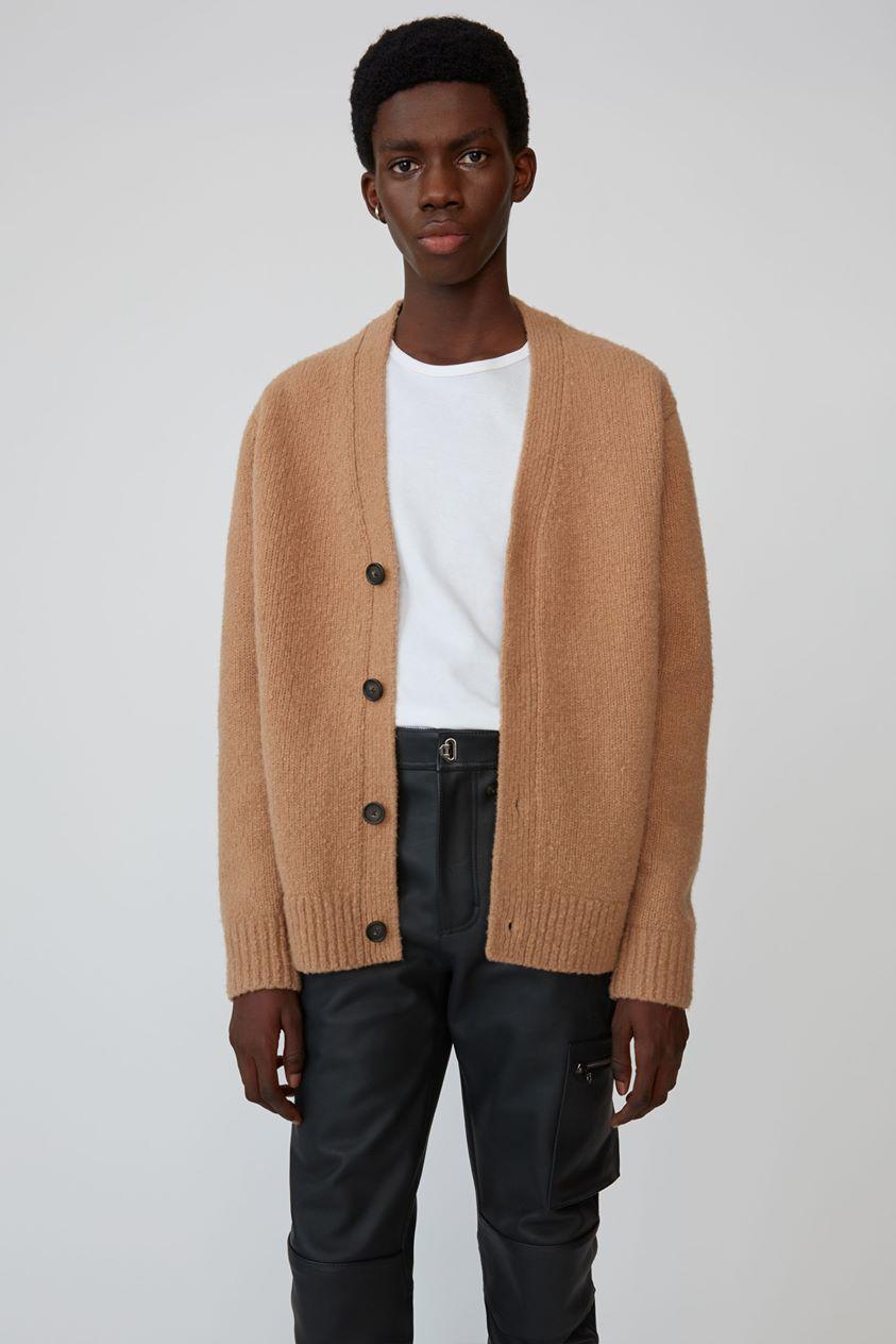 Light brown cardigan