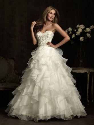 dress allure wedding dress wedding dress fashion dress sweetheart wedding dress