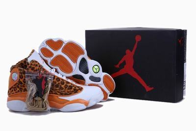 Jordan 13 Leopard print-004