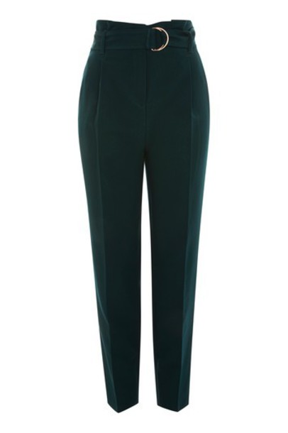 Topshop forest pants