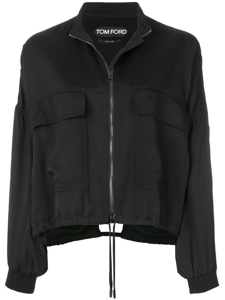jacket bomber jacket women fit black silk