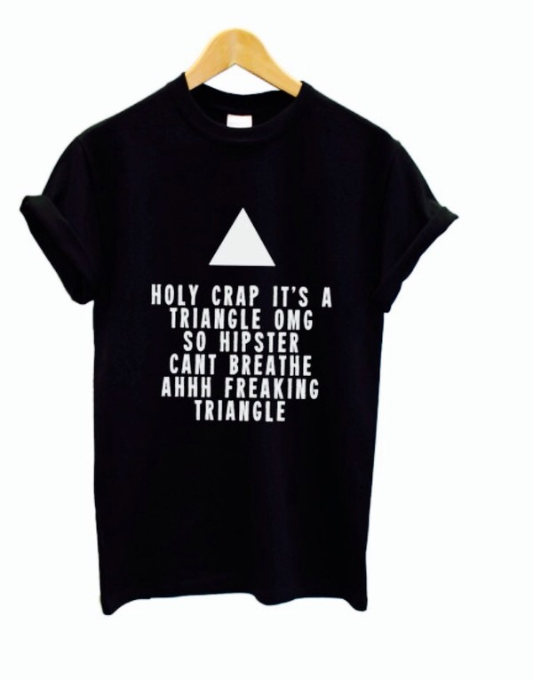 t-shirt vans swag swag dope triangle teenagers teenagers graphic tee shirt black shirt navy black t-shirt