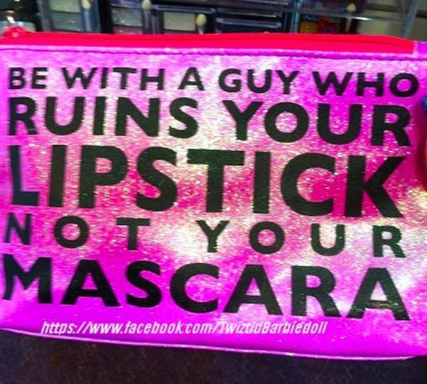 bag makeup bag pink glitter pink sparkle glitter beautician