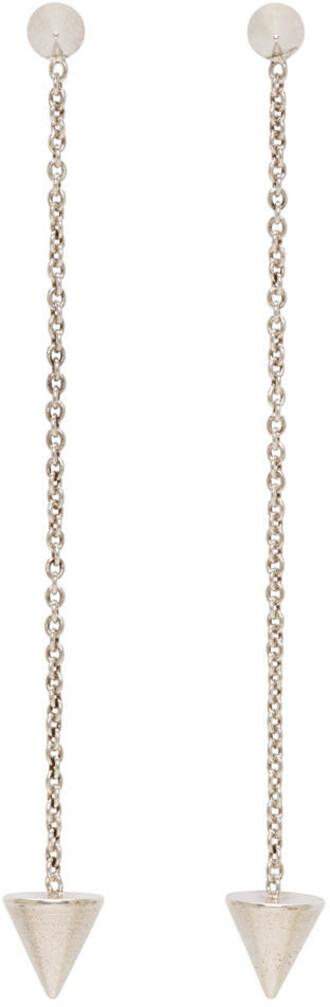 arrow earrings silver jewels