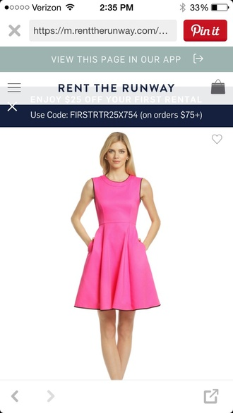 dress must have pink dress classy dress
