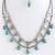 Sunburst Tribal Necklace Earring Set – Shop Compulsive