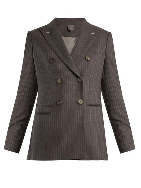 Max Mara jacket grey