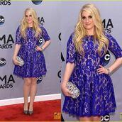 dress,royal blue dress