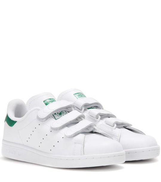 Adidas Originals sneakers leather white shoes