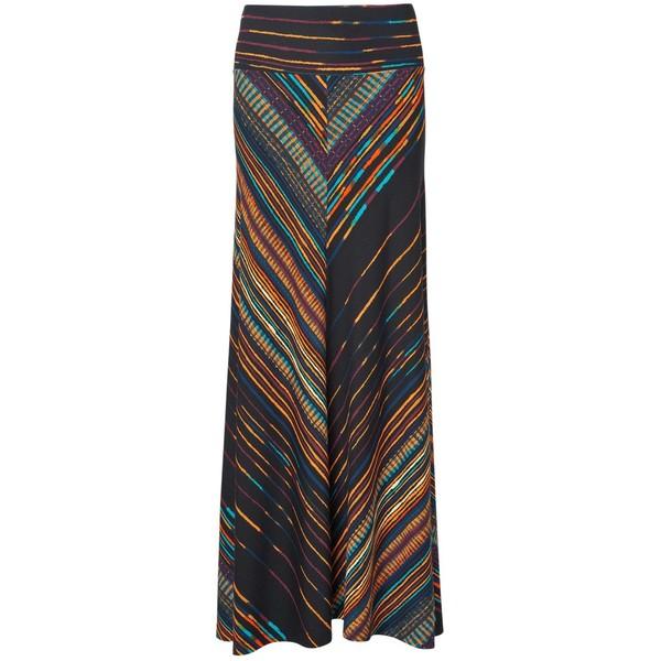 phase eight arizona striped maxi skirt multi