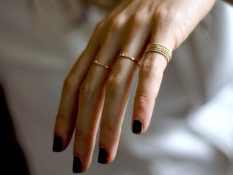 jewels gold ring gold ring gold midi rings