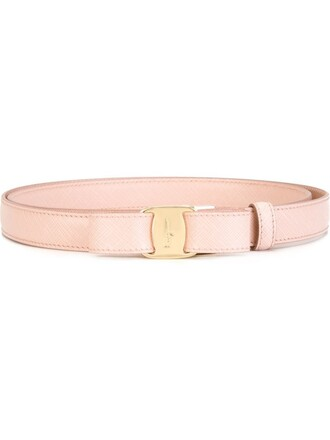 belt purple pink