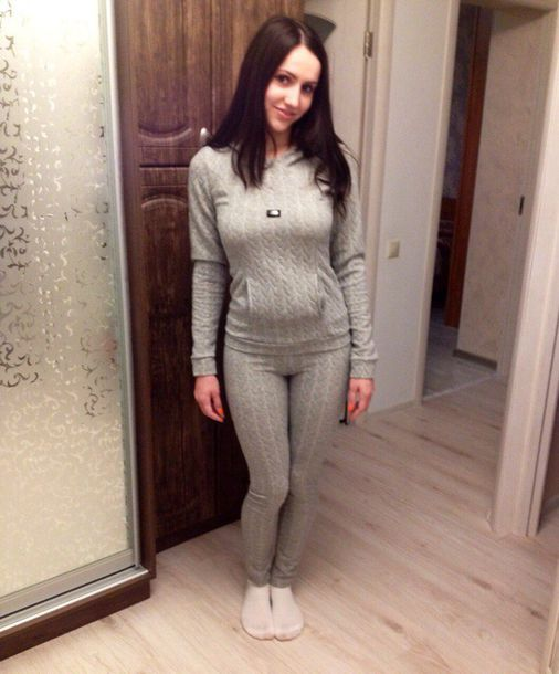 Sweater: suit, track suit, set, 2 piece set women, sweat the style ...