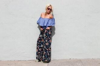 katwalksf blogger top pants shoes