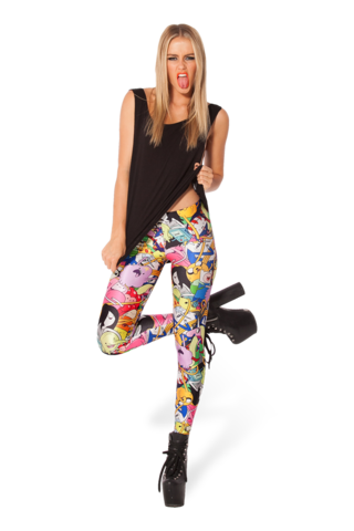 Leggings › Black Milk Clothing