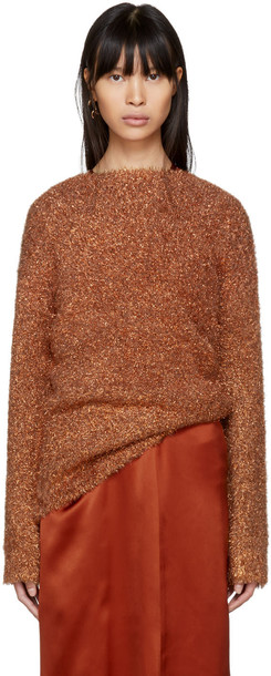 SIES MARJAN sweater orange