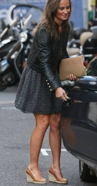 pippa middleton wedges shoes