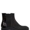 30mm brushed leather ankle boots