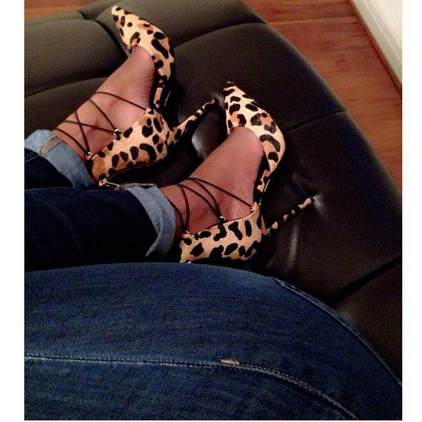 shoes high heels leopard print high heels fashion classy glamour leopard print heels