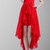 Red Hi-lo Dress For High School Prom KSP066 [KSP066] - £77.00 : Cheap Prom Dresses Uk, Bridesmaid Dresses, 2014 Prom & Evening Dresses, Look for cheap elegant prom dresses 2014, cocktail gowns, or dresses for special occasions? kissprom.co.uk offers various bridesmaid dresses, evening dress, free shipping to UK etc.